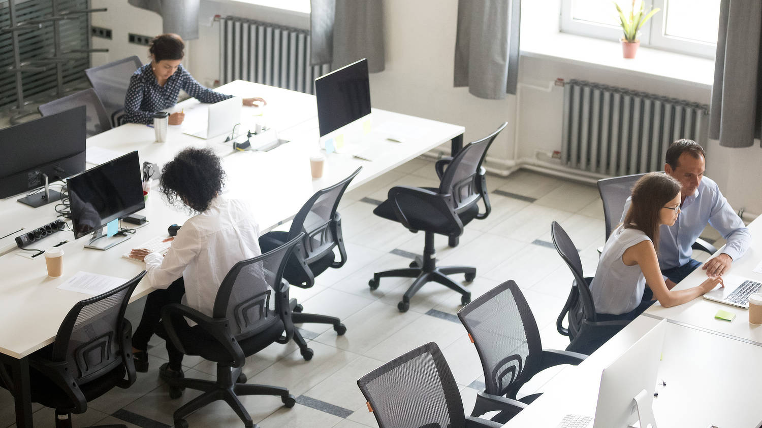 Is this the Demise of the Hot Desk & Activity-Based Workstations (ABW)?